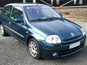 2001 Clio